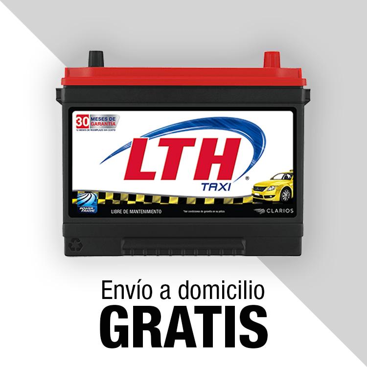 Baterías LTH TAXI