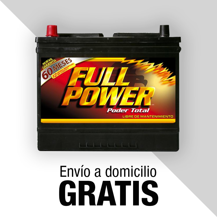 Baterías FULL POWER