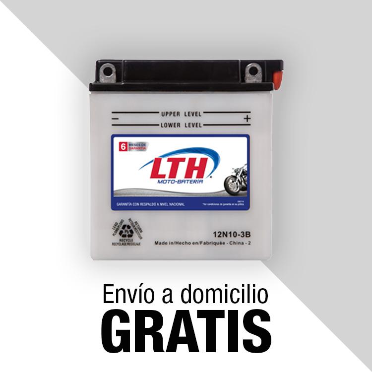 Baterías LTH para Moto